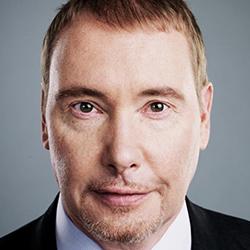 Jeffrey Gundlach, amministratore delegato di DoubleLine